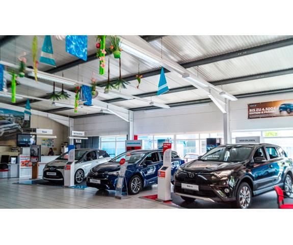 Foto de Autohaus Rönicke & Heese GmbH Toyota