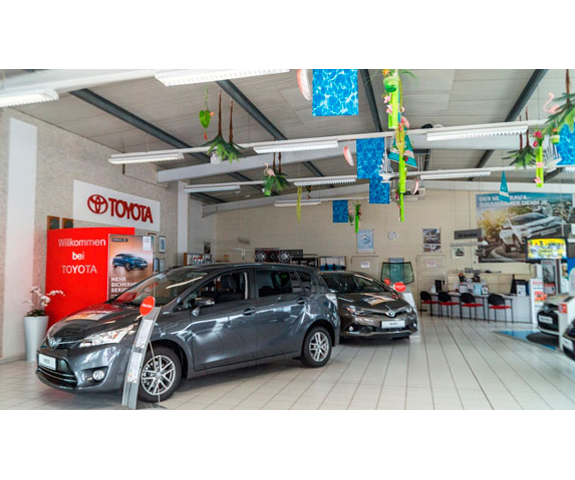 Foto de Autohaus Rönicke & Heese GmbH Toyota Dessau-Roßlau