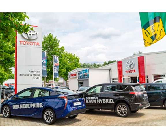 Fotos de Autohaus Rönicke & Heese GmbH Toyota