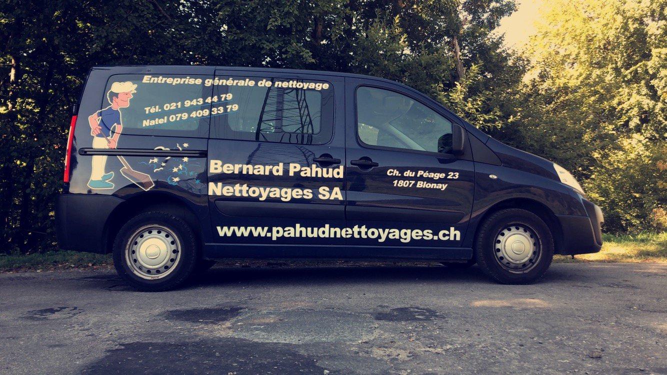 Bernard Pahud Nettoyages SA