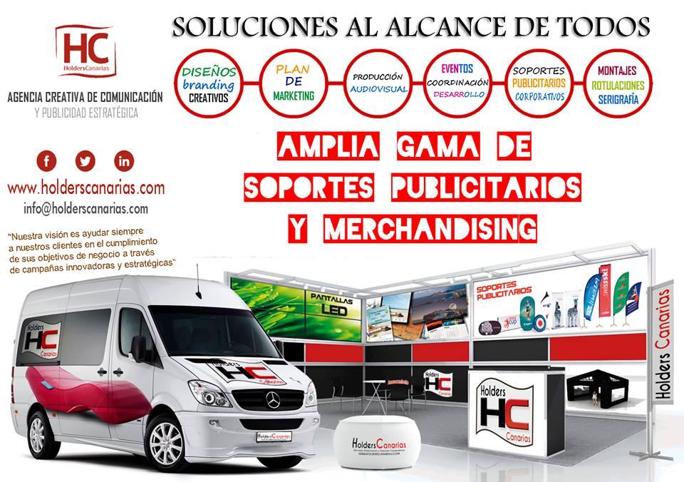 Holders Canarias Publicidad
