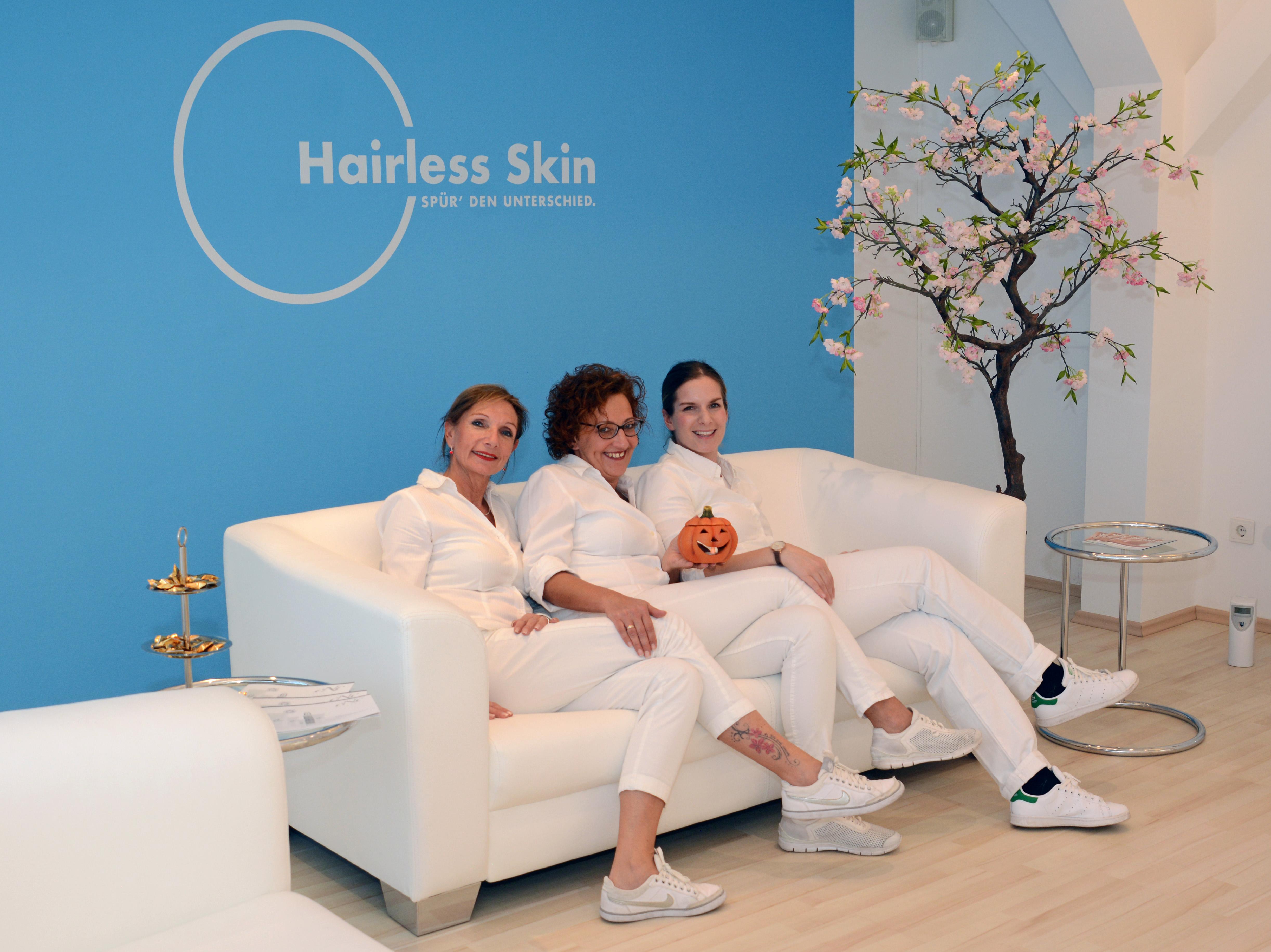 Hairless Skin Institut Berlin-Steglitz - Dauerhafte Haarentfernung