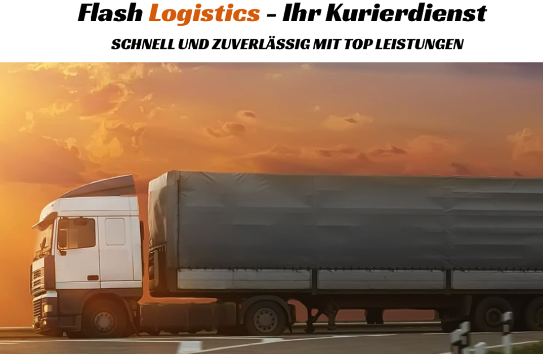 Bild zu Flash Logistics GmbH in Düsseldorf