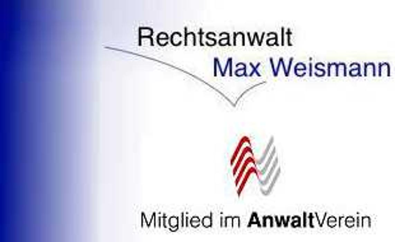 Bild zu Max Weismann Rechtsanwalt in Bretten
