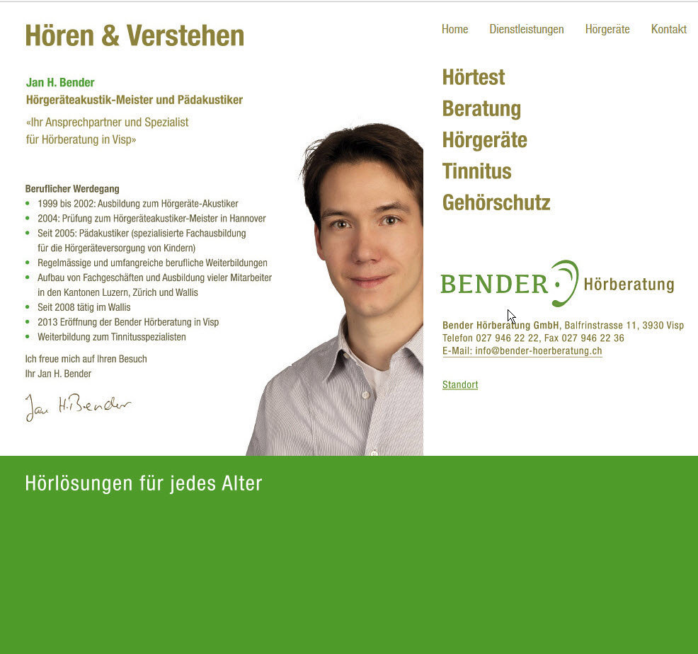 Bender Hörberatung GmbH