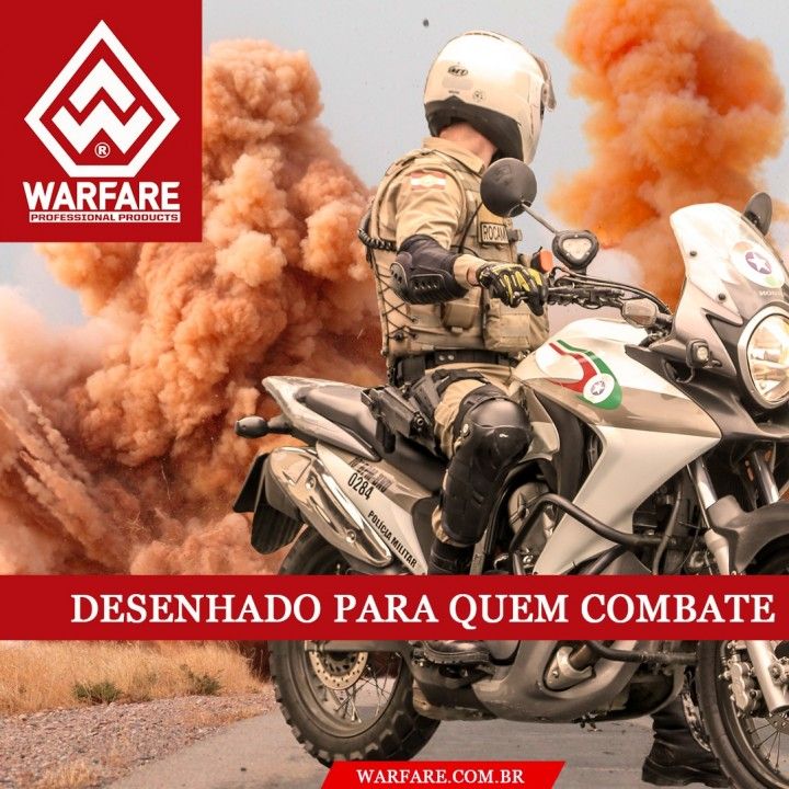 WARFARE - LIVE BY THE CODE