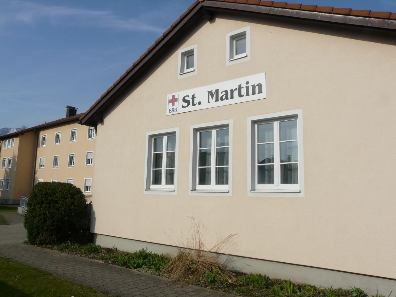 Foto de Seniorenwohn- und Pflegeheim St. Martin Füssen