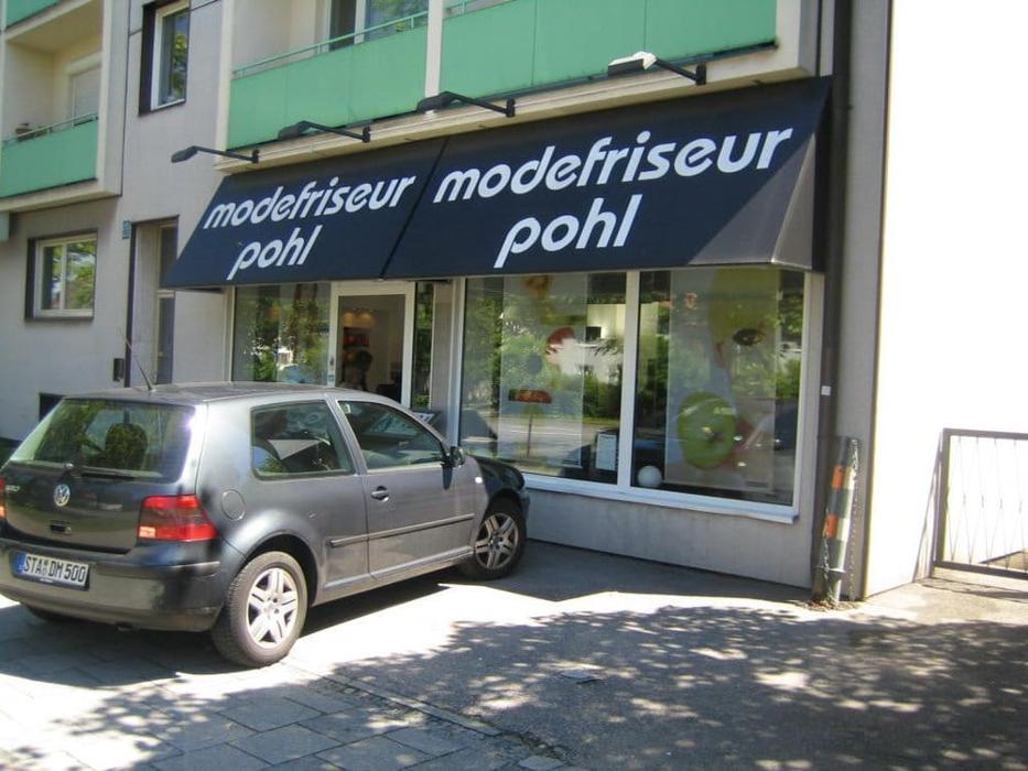 modefriseur pohl & private hair lounge, Fürstenrieder Straße in München