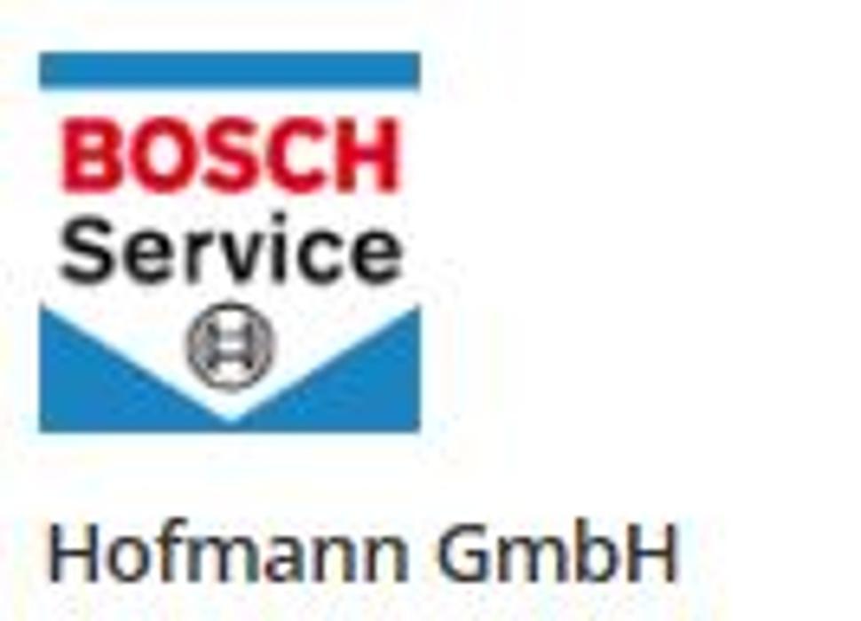 Logo von Hofmann GmbH Bosch-Service