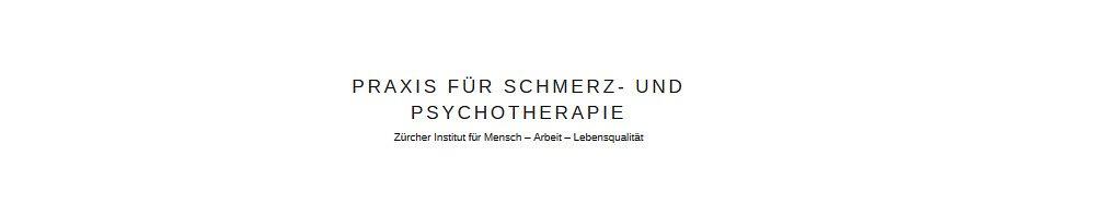 Praxis für Schmerz- und Psychotherapie