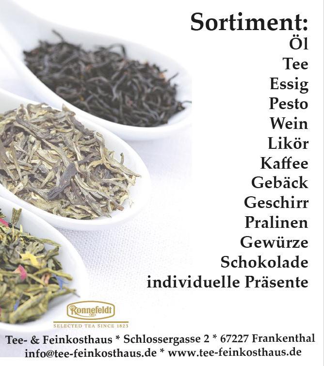 Tee- und Feinkosthaus Frankenthal