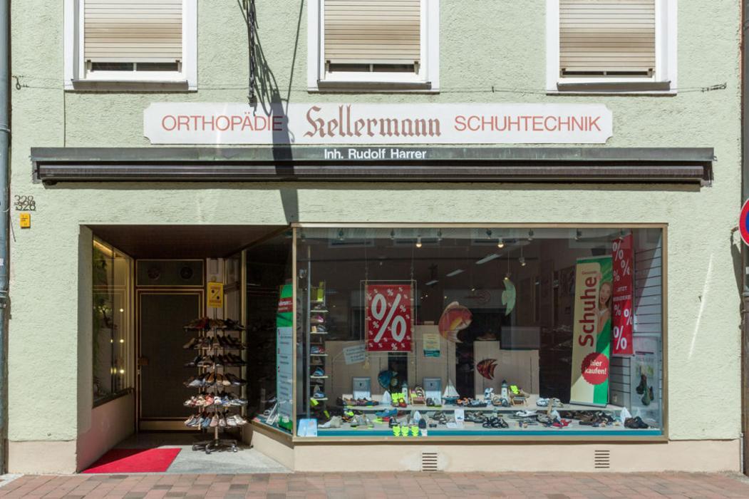 Schuhe Einzelhandel Ergolding (84030) YellowMap