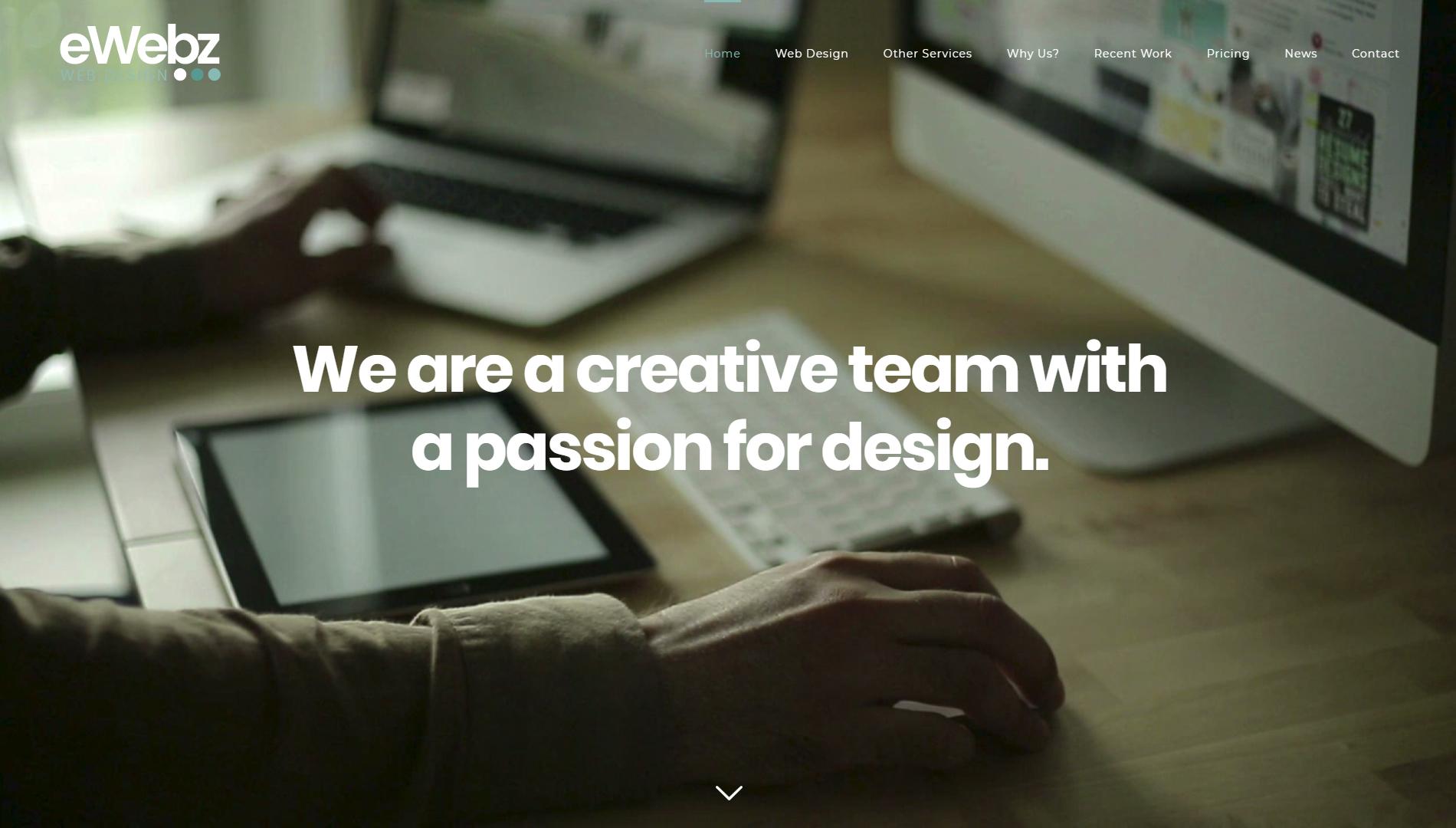eWebz Web Design & SEO - Tamworth, Staffordshire B77 2QQ - 07523 103295 | ShowMeLocal.com