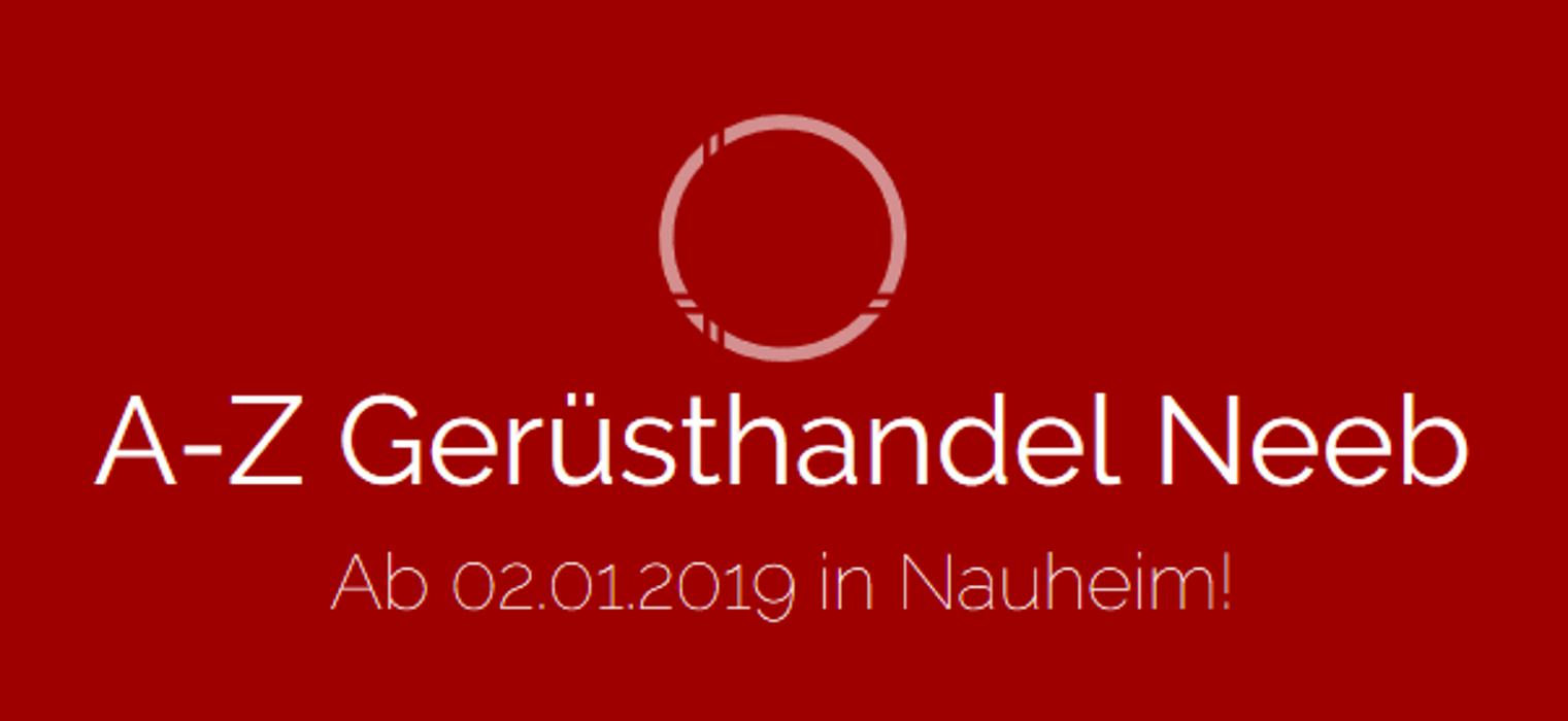 Bild zu A-Z Gerüsthandel Neeb in Nauheim Kreis Gross Gerau