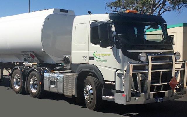 City & Regional Fuels - South Bunbury, WA 6230 - (08) 9721 3742 | ShowMeLocal.com