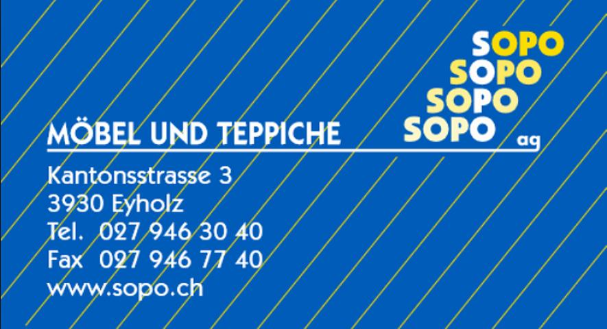 SOPO Möbel AG