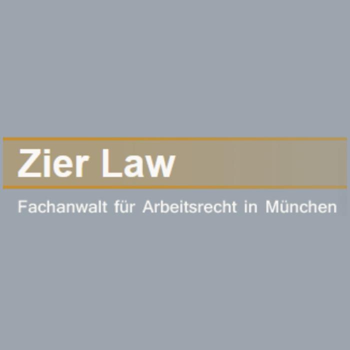 Logo von Zier & Partner Rechtsanwälte Fachanwälte für Arbeitsrecht