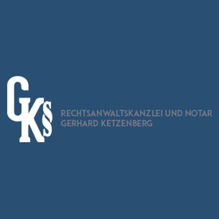 Bild zu Rechtsanwalt u. Notar Gerhard Ketzenberg in Balve