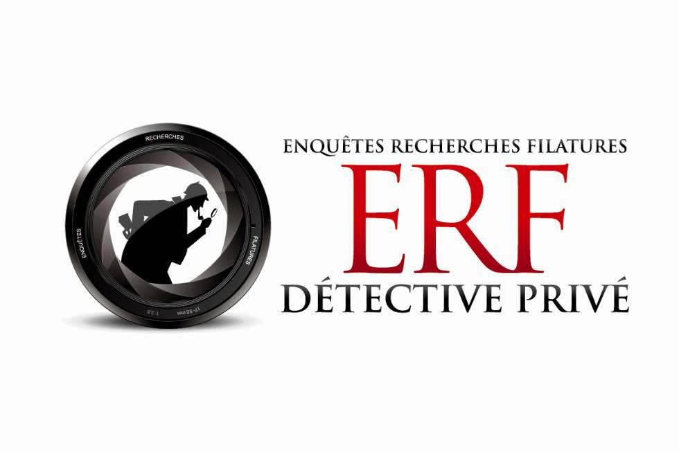 ERF DETECTIVE PRIVE Logo