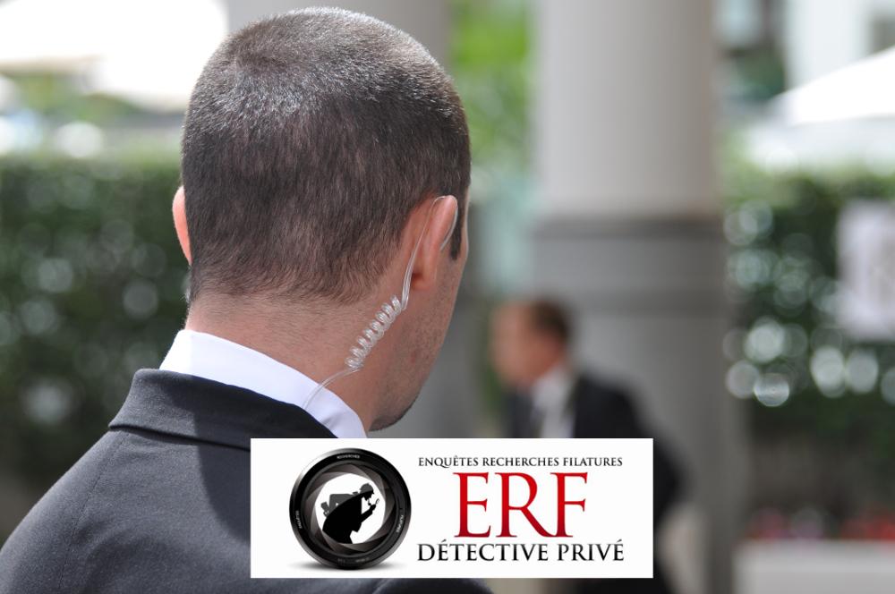 ERF DETECTIVE PRIVE