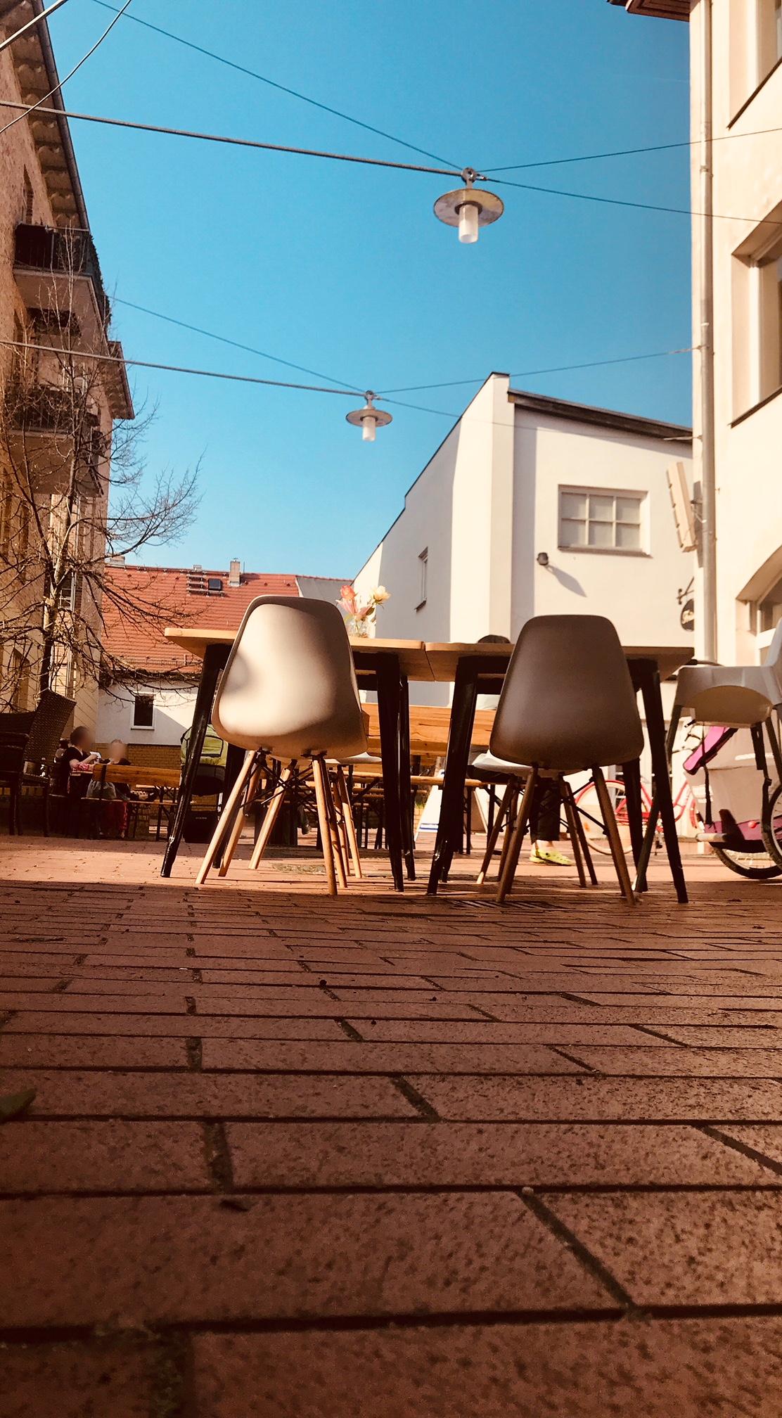 Eltern Kind Cafe Potsdam - Krümelmonster