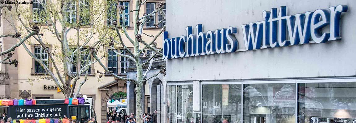 Buchhaus Wittwer-Thalia - Am Schlossplatz