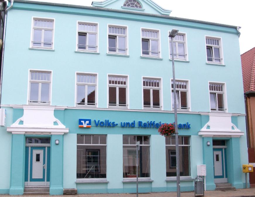 Foto de Volks- und Raiffeisenbank eG, Regionalzentrum Bützow