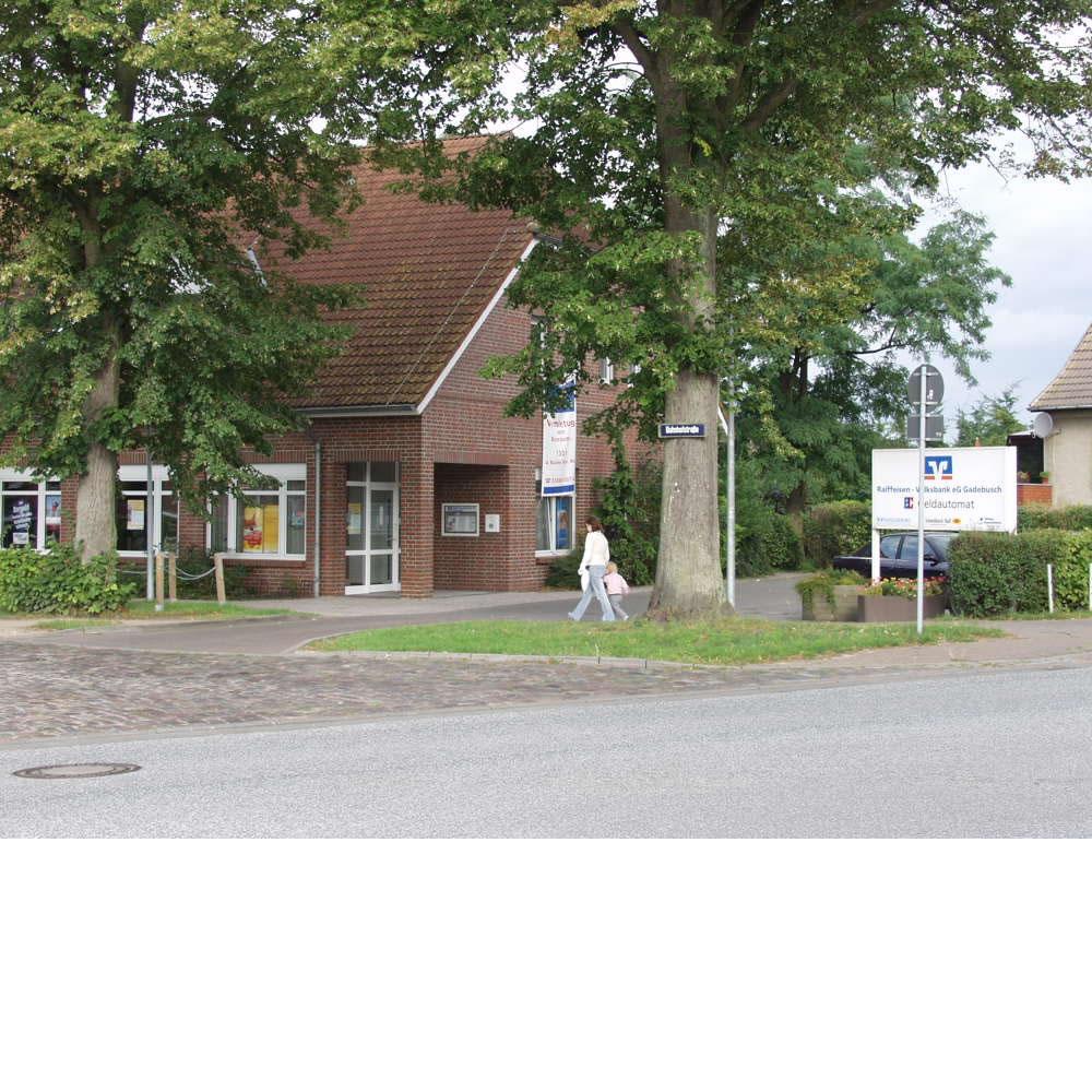 Foto de SB-Geschäftsstelle der Volks- und Raiffeisenbank eG in Rehna.