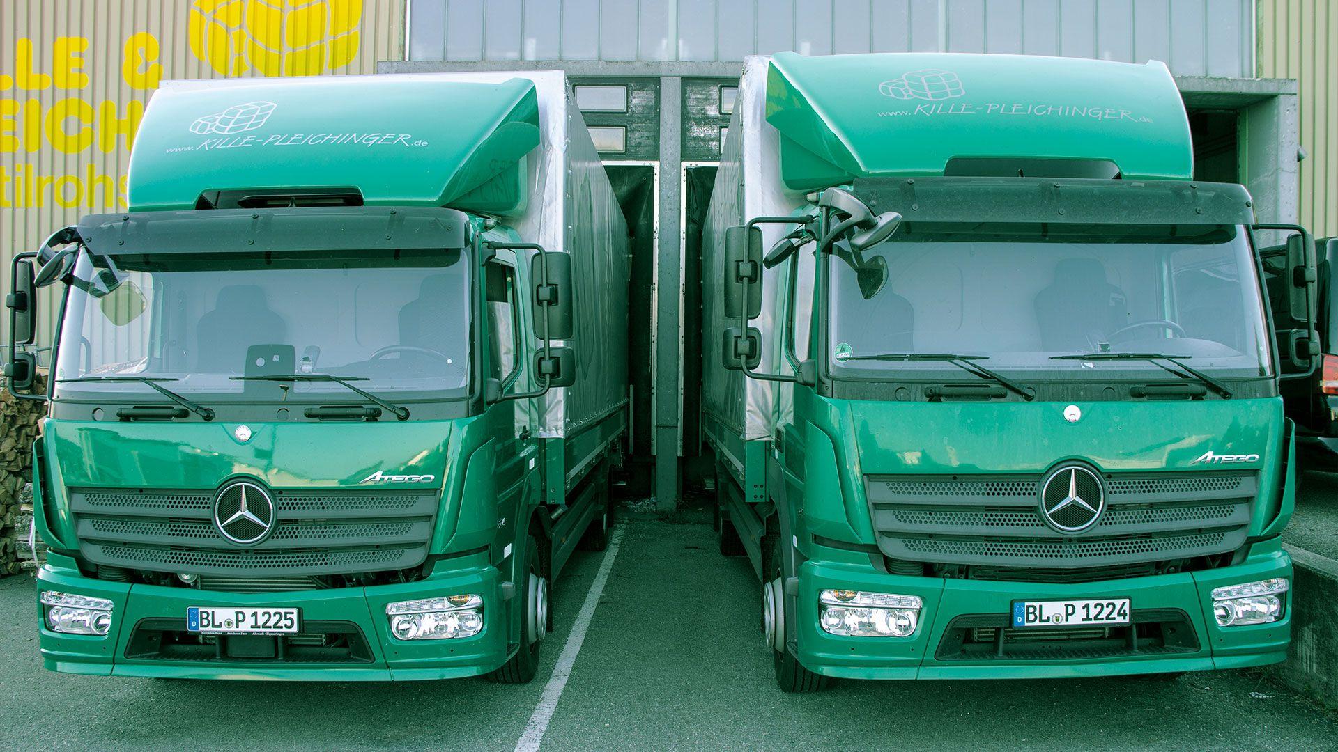 Textilrecycling - Kille & Pleichinger GmbH & Co. KG
