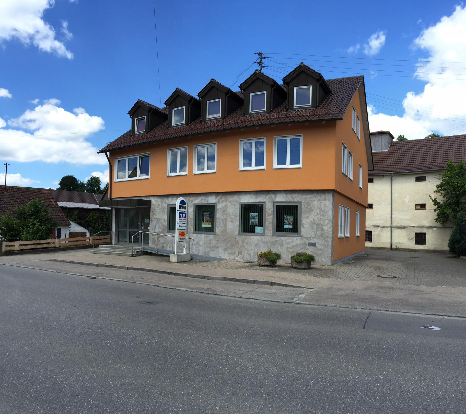 Foto de Raiffeisenbank Thannhausen eG Geschäftsstelle Münsterhausen