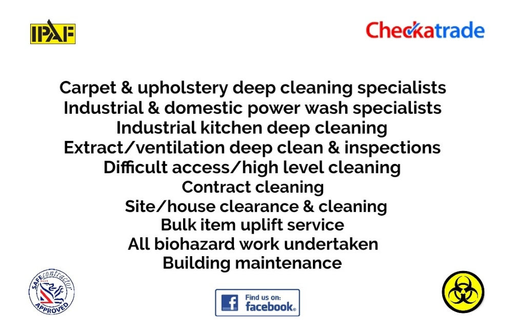 Prestige cleaning & maintenance services - Glasgow, Lanarkshire G40 0UN - 01419 506666 | ShowMeLocal.com
