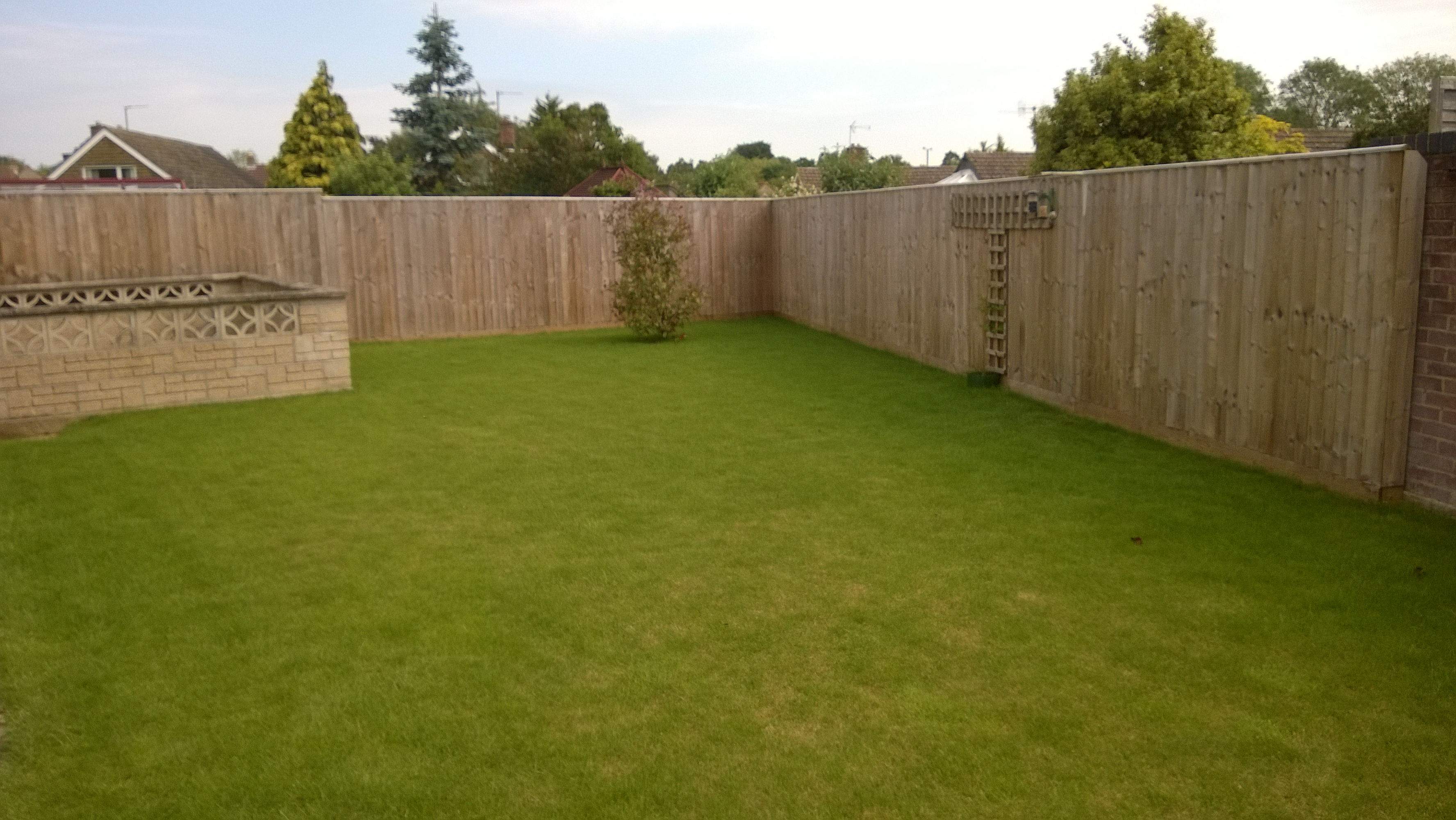 Blenheim Fencing