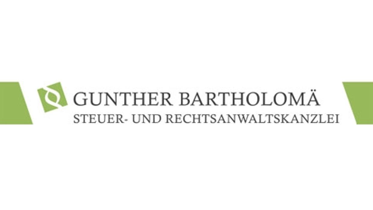Bild zu Bartholomä Gunther Steuer- und Rechtsanwaltskanzlei in Ludwigshafen am Rhein