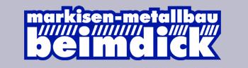 Markisen - Metallbau Beimdick