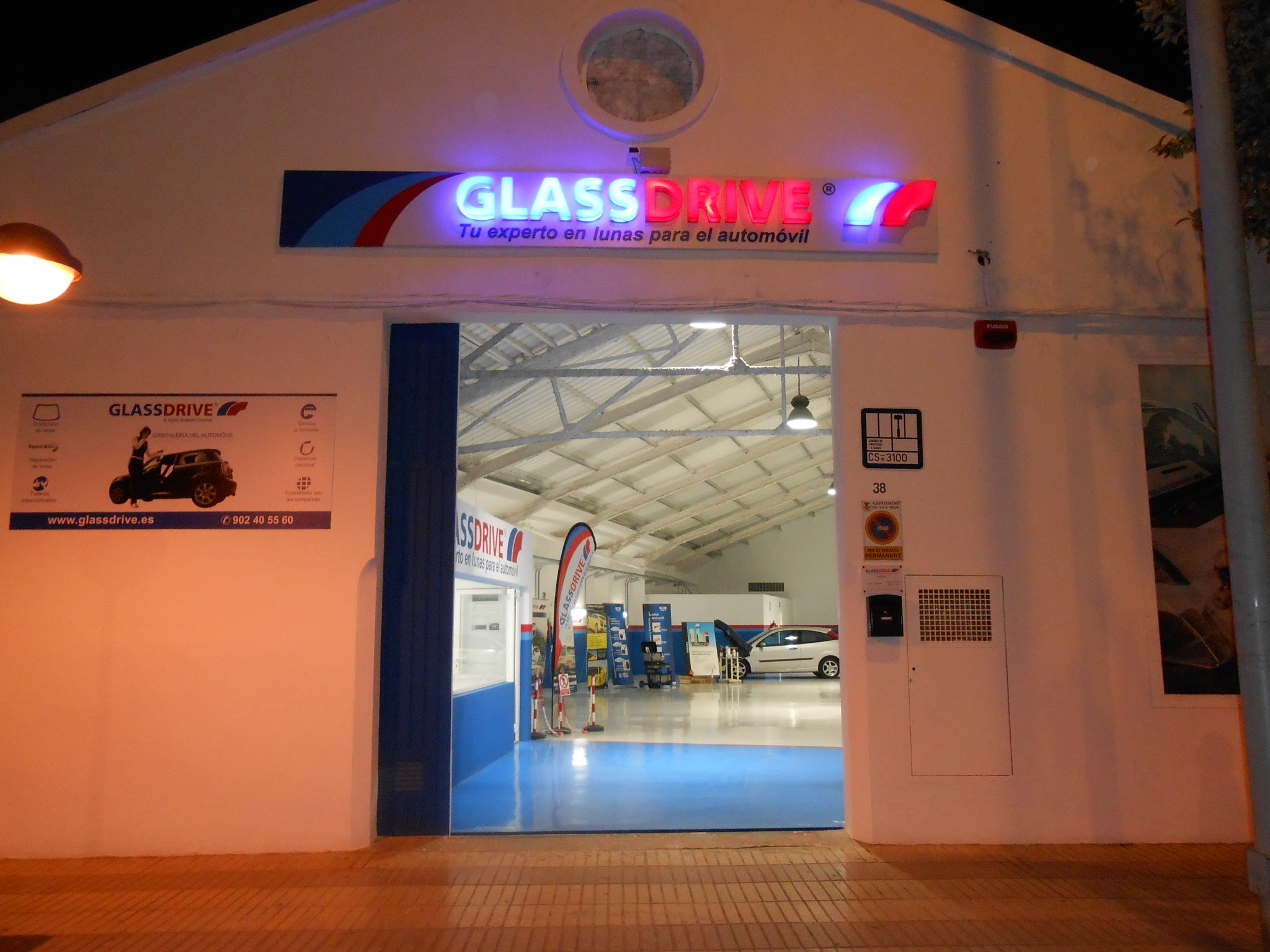 Glassdrive Villarreal