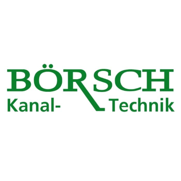 Bild zu Börsch GmbH Kanaltechnik in Hückeswagen