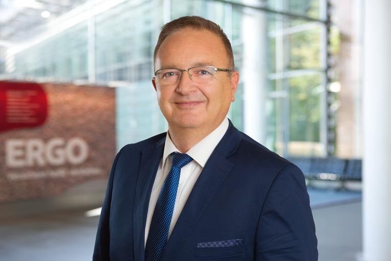 ERGO Versicherung Joachim Chouchlias Augsburg