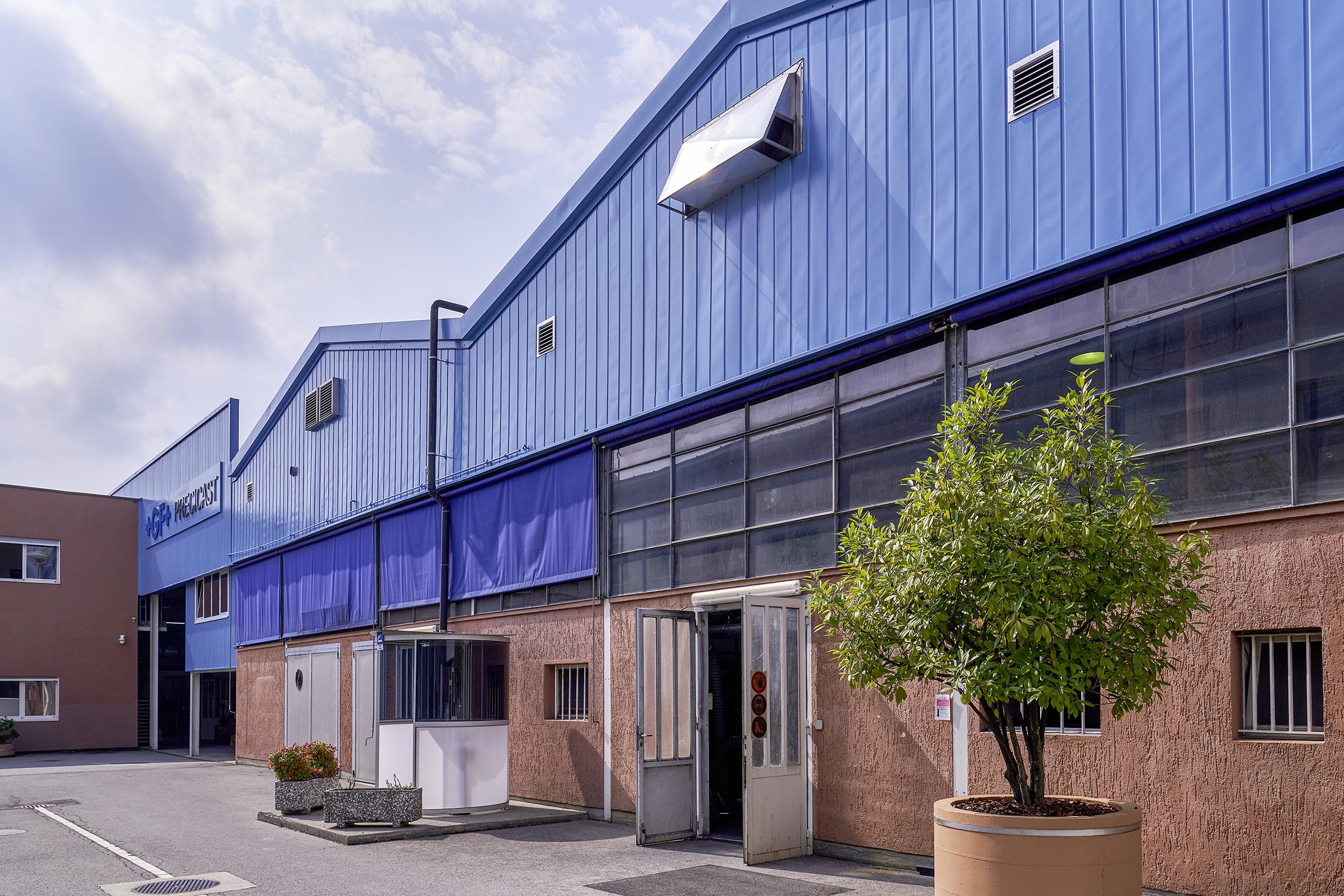 Precicast Industrial Holding SA