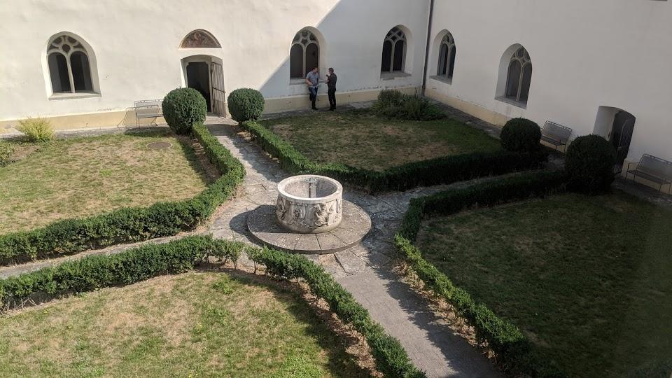 Klostergut Paradies, Stiftung der Georg Fischer AG