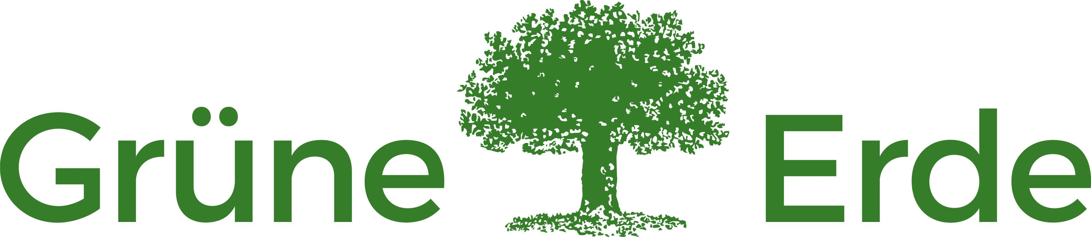 Grüne Erde-Welt
