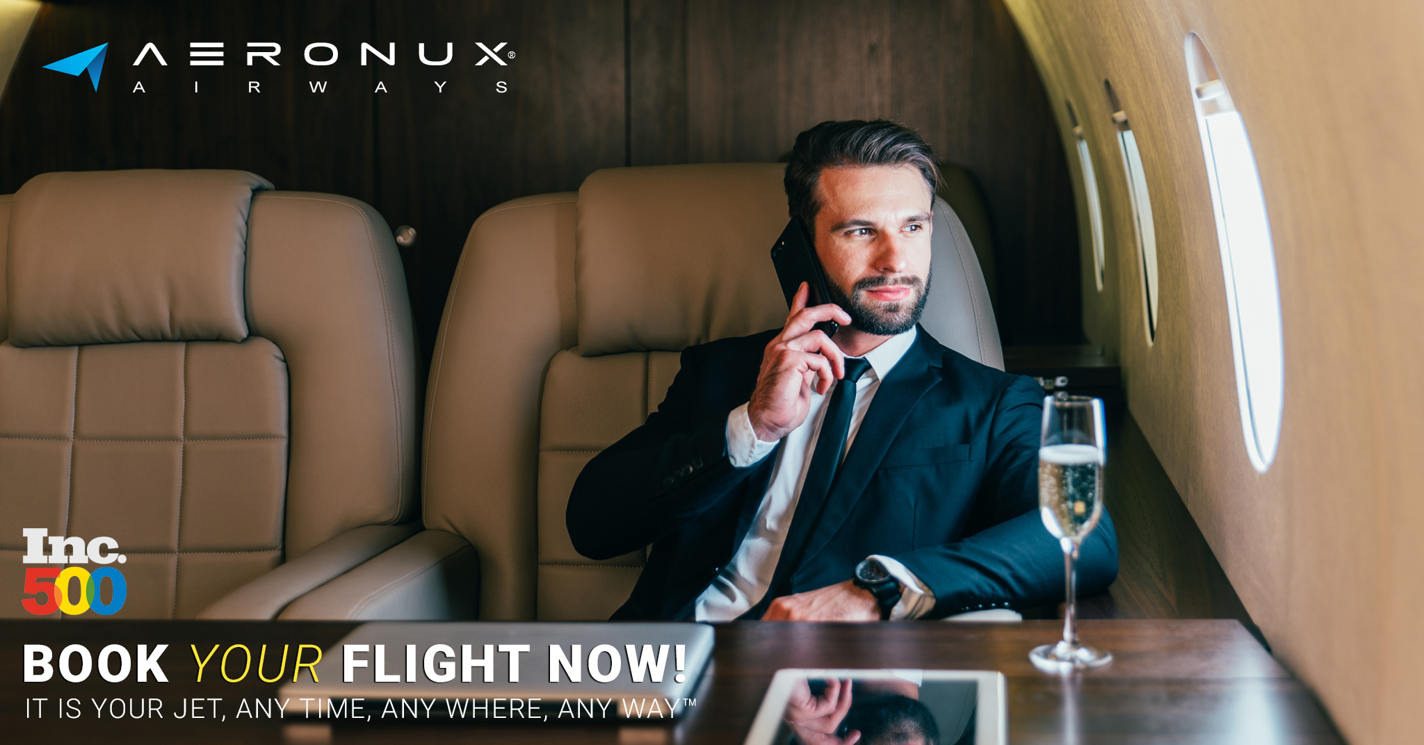 Aeronux Airways | Atlanta Private Jet Charter