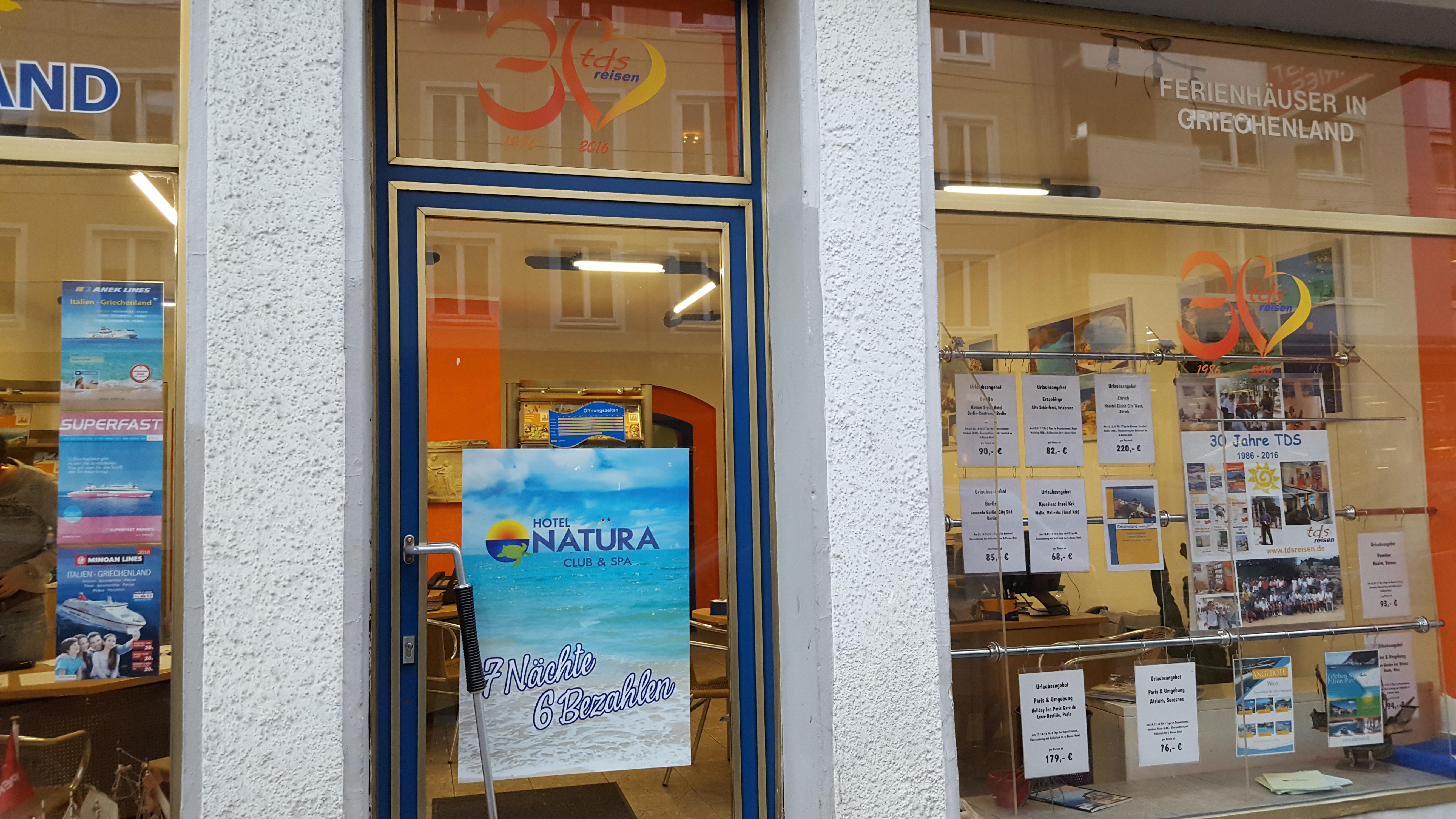 TDS Travel und Data Service GmbH