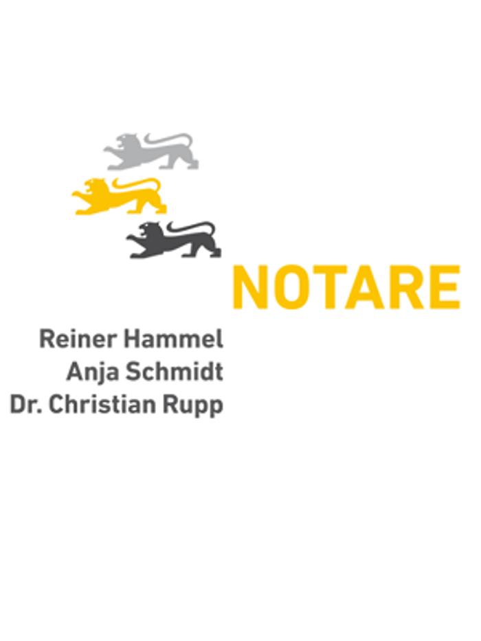 Bild zu Notare R. Hammel, A. Schmidt, Dr. C. Rupp in Ulm an der Donau