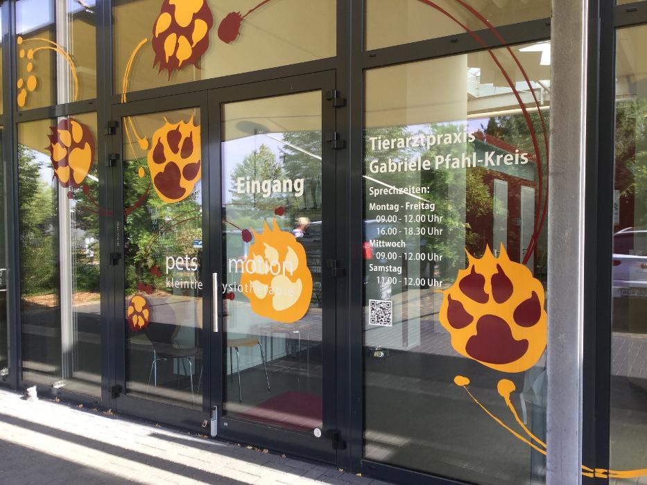 Bild zu Tierarztpraxis Pfahl-Kreis, pets-in-motion in Wachtberg