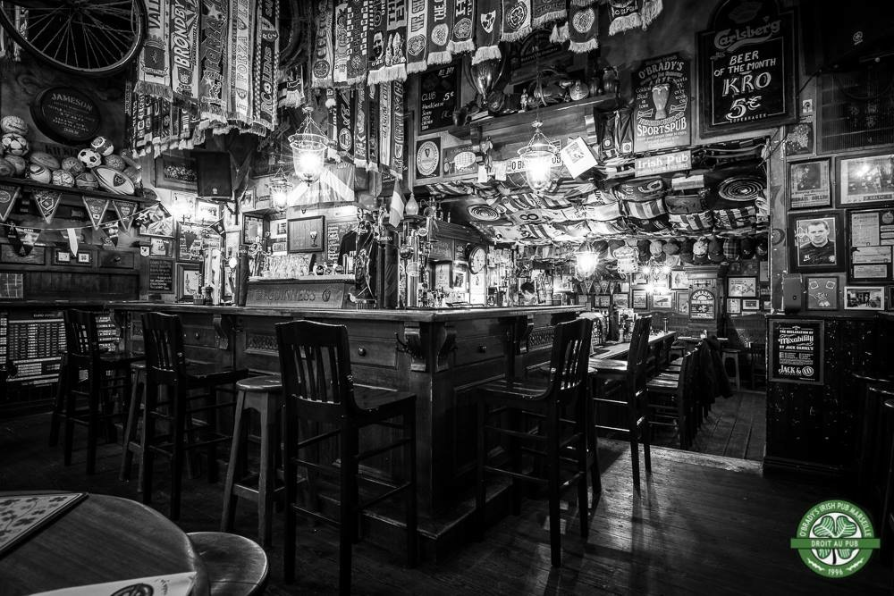 O'BRADY'S IRISH PUB & RESTAURANT