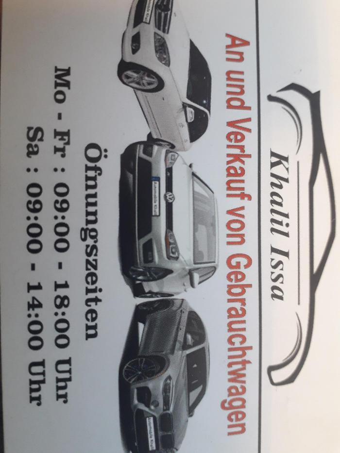 Bild zu Issa Khalil Gebrauchtwagenhandel in Recklinghausen