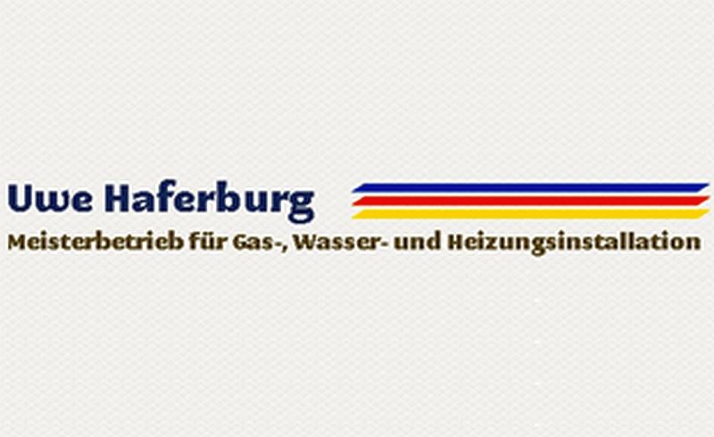 Uwe Haferburg Meisterbetrieb für Gas-, Wasser- und Heizungsinstallation Logo