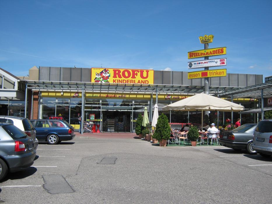 Rofu Kinderland Fürth, Waldstraße in Fürth