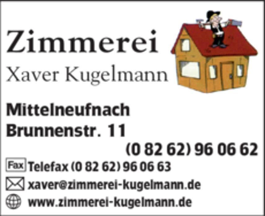 Bild zu Zimmerei Kugelmann in Mittelneufnach