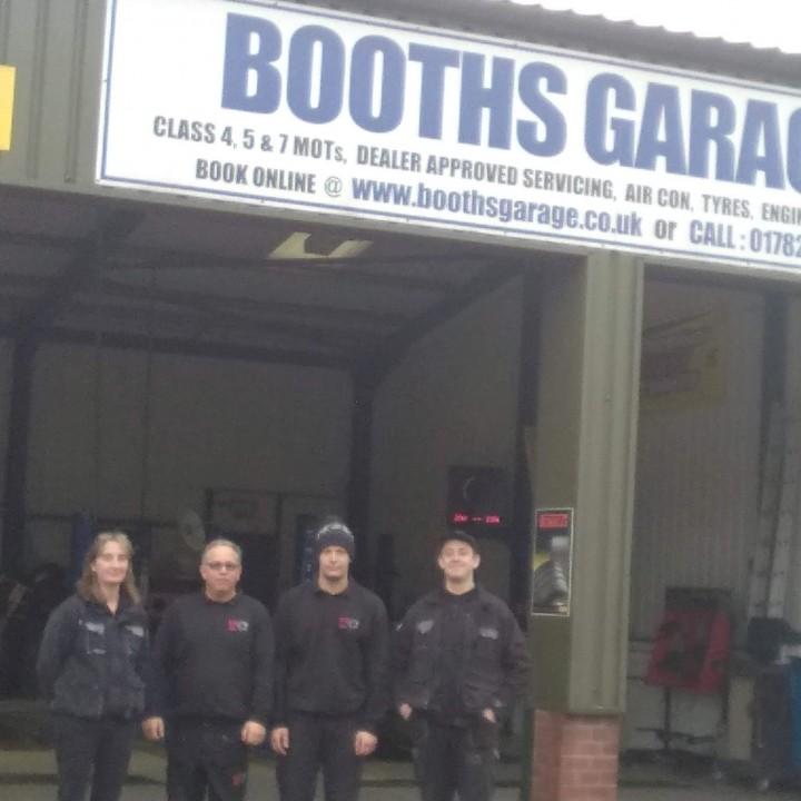 Booths Garage
